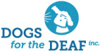 Dogs for the Deaf 142x75